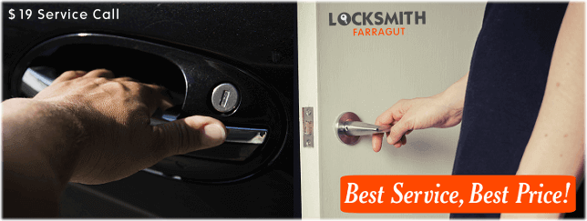 Locksmith Farragut Tennessee